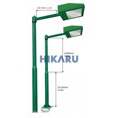 Cột đèn sân bóng đá MS1