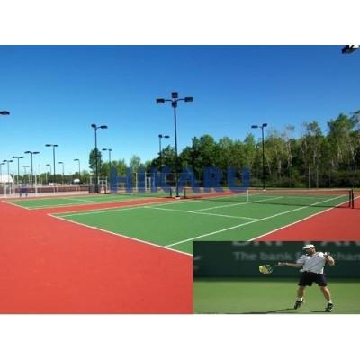 Cột đèn sân Tenis MS2
