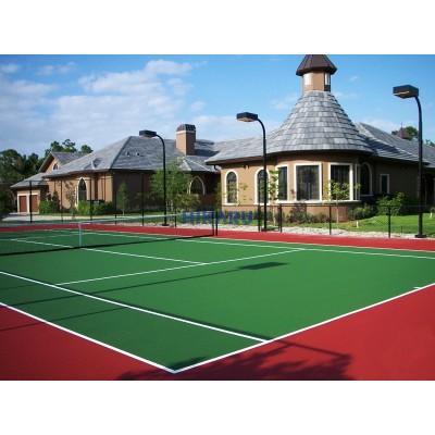 Cột đèn sân Tenis MS3