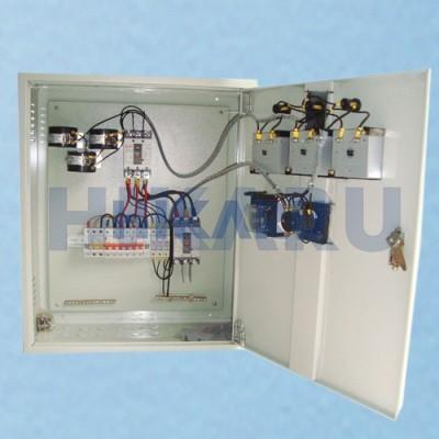 Tủ điện 3 pha điều khiển bằng tay