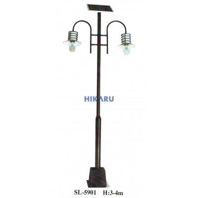 Cột đèn sân vườn SL-5901
