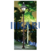 ĐÈN SÂN VƯỜN NHÔM JB-GN103Z10