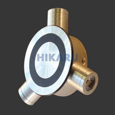 ĐÈN CHIẾU TƯỜNG LED 3 ĐẦU HKR-ELD6004/3C