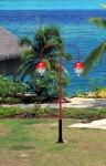 Cột đèn sân vườn Martin