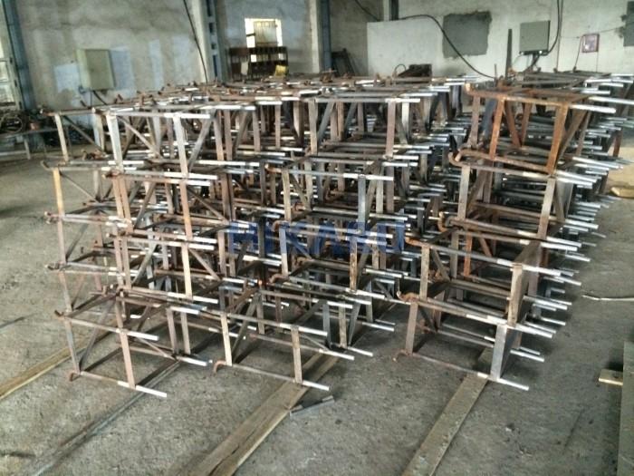 Xưởng HIKARU sản xuất Khung móng