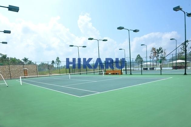 Hot Ban cot den san tennisden san tennis