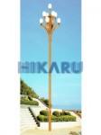 Cột đèn sân vườn TT-11602