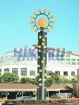 Cột đèn sân vườn TT-13502