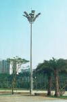 cột đèn giàn nâng hạ YF-0701