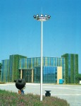 cột đèn pha YF-1001