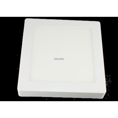 Đèn ốp trần lô gia vuông bóng Led 18W (HKR-OT004)